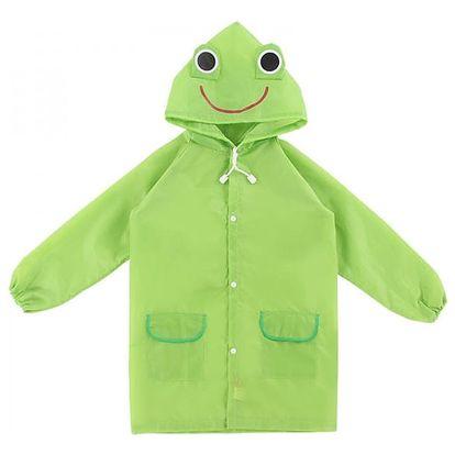 Dětská pláštěnka s veselými motivy - 5 variant