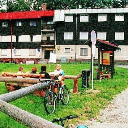 3 až 6denní wellness pobyt pro 2 s polopenzí v hotelu Salivar na Šumavě