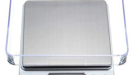 LCD digitální kuchyňská váha s podsvíceným displejem
