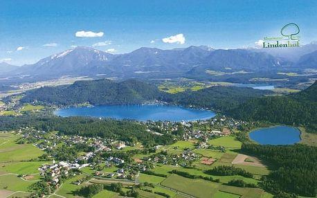 Rakouská jezera: rodinná dovolená