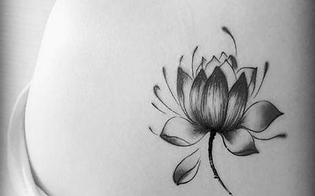 Voděodolné dočasné tetování