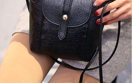 Crossbody kabelka přes rameno ve 3 barvách