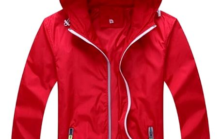 Unisex jarní bunda s reflexními prvky - 7 barev