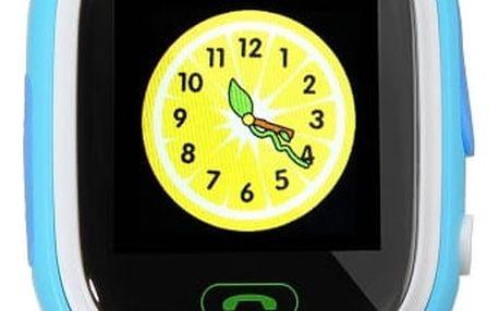 Dětské chytré hodinky s GPS