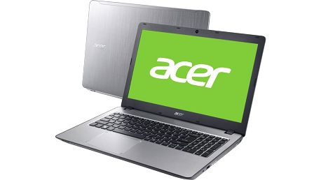 Acer Aspire F15 (F5-573-335F), stříbrná - NX.GD7EC.002