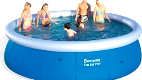 Bestway Bazén Fast Set 4,57 x 0,91 m - 57018