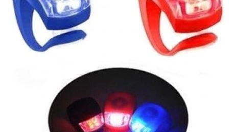 Mini silikonové osvětlení - 2 ks