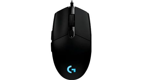 Logitech G203 Prodigy, černá - 910-004845