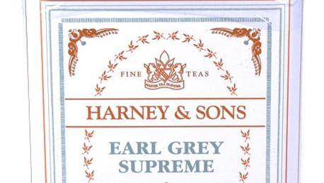 Harney & Sons Earl Grey Supreme Classic čaj 20x1,3 g
