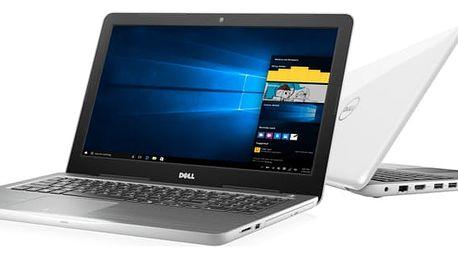 Dell Inspiron 15 (5567), bílá - N-5567-N2-516W