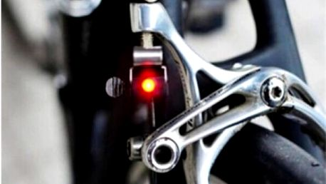 Brzdové světlo na horské kolo LED