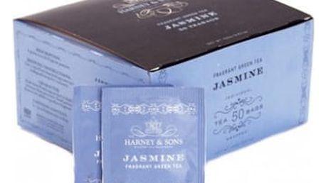 Čaj Jasmín Harney & Sons 50 sáčků