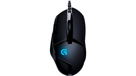 Logitech G402 Hyperion Fury FPS Gaming Mouse - 910-004067