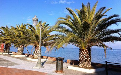 Řecko, Olympská Riviera Paralia na 8 dní pro 1 osobu