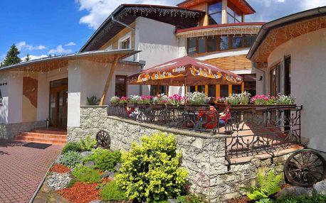 Objevte kouzlo Liptova v Horském hotelu Mních ***