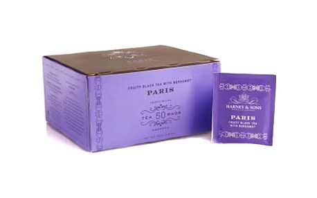 Čaj Paris Harney & Sons 50 sáčků