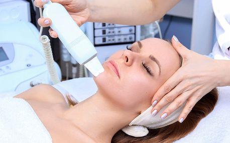 Ošetření pleti ultrazvukem + radiofrekvence