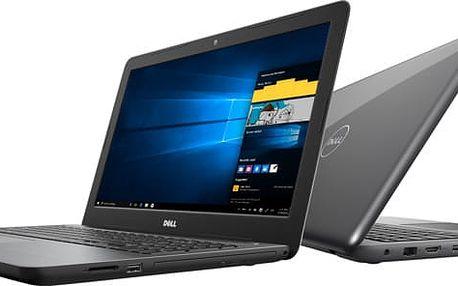 Dell Inspiron 15 (5567), šedá - N-5567-N2-713S