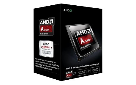 AMD A10-7870K Black Edition - AD787KXDJCBOX
