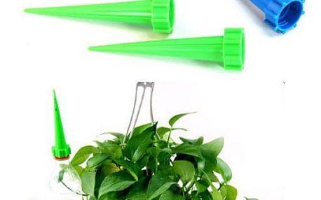 Zavlažovací uzávěry na láhev pro rostliny 4 ks