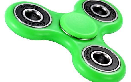 Fashion Icon FIDGET SPINNER 101 červený