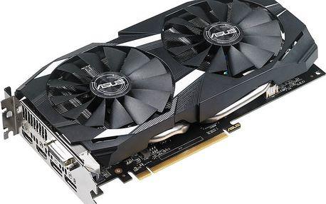 ASUS Radeon DUAL-RX580-O8G, 8GB GDDR5 - 90YV0AQ1-M0NA00