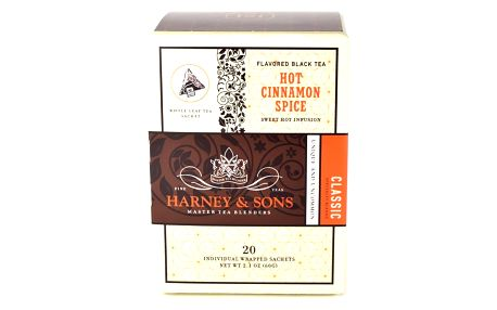 Harney & Sons Hot CInnamon Spice čaj 20x1,3 g