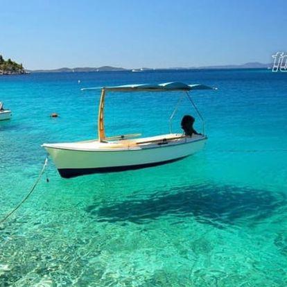 Chorvatsko: rodinná dovolená pro 4-6 osob