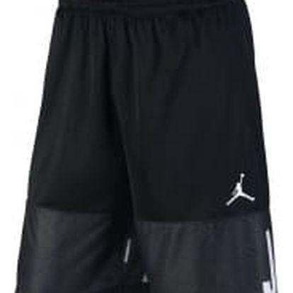 Pánské kraťasy Nike CLASSIC AJ BLOCKOUT SHORT L BLACK/BLACK/WHITE
