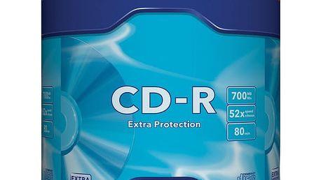 Verbatim CDR 52x 80 minut spindl 100ks - 43411