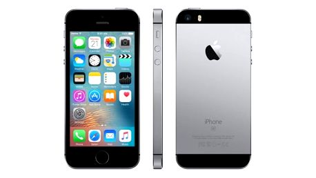 Mobilní telefon Apple 32 GB - Space Grey (MP822CS/A)