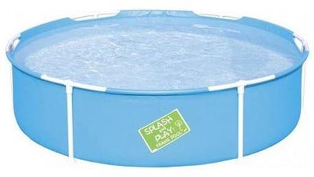 Dětský bazén Bestway Steel Frame Pool 152 x 38 cm + Doprava zdarma