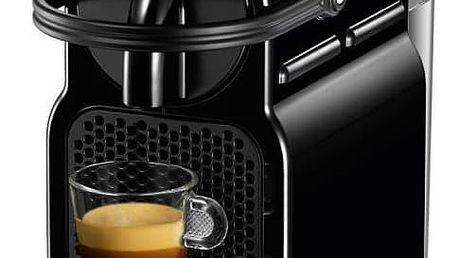 Espresso DeLonghi Nespresso Inissia EN80B černé + Doprava zdarma