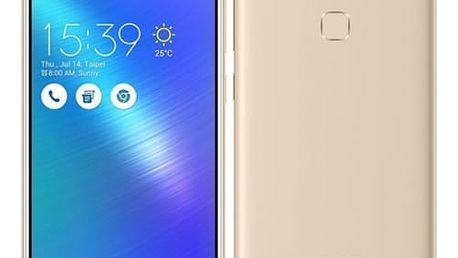 Mobilní telefon Asus ZenFone 3 Max ZC553KL (ZC553KL-4G032WW) zlatý