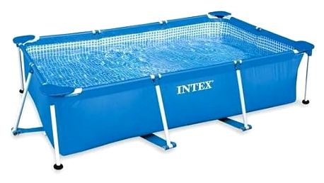 Bazén Intex Frame Family II 3x2x0,75 m bez filtrace + Doprava zdarma