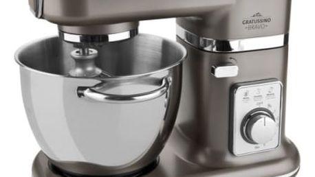 Kuchyňský robot ETA Gratussino Bravo 0023 90040 titanium