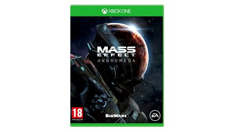 Mass Effect: Andromeda (Xbox ONE) + Steelbook Mass Effect: Andromeda
