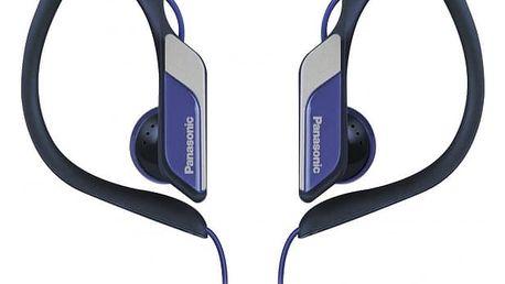 Panasonic RP-HS34E-A, černá modrá