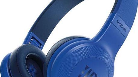 Sluchátka JBL E45BT (JBL E45BTBLU) modrá