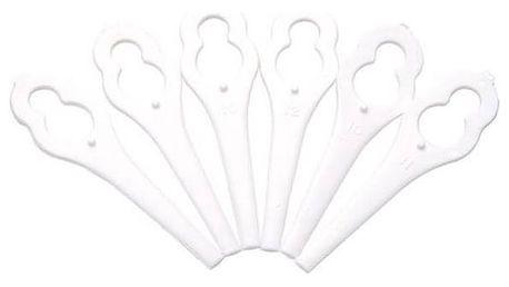 Nože plastové Bosch, pro ART 23 accu (24 ks), F016800177