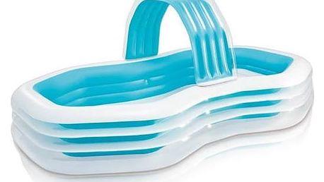 Dětský bazén Intex 3,1 x 1,88 x 1,30 m tvar ovál (57198NP) + Doprava zdarma
