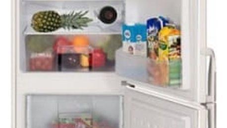 Kombinace chladničky s mrazničkou Beko CSA 29032 bílá