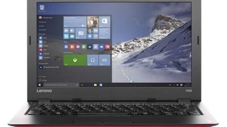 Notebook Lenovo 100S-11 (80R2008TCK) červený