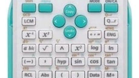 Kalkulačka Canon F-715SG (5730B006) bílá/modrá