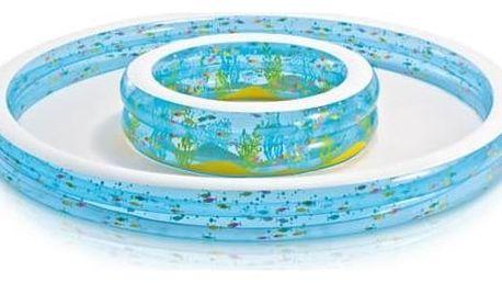 Dětský bazén Intex Akvárium