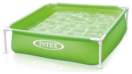 Dětský bazén Intex Frame Mini 1,22 x 1,22 x 0,3 m