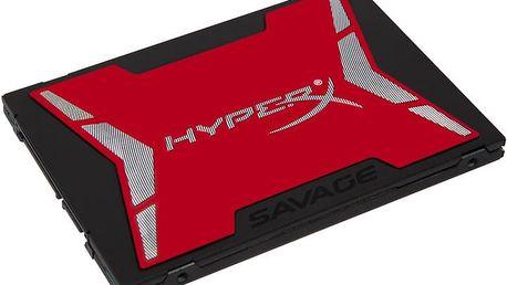 Kingston HyperX Savage - 240GB, upgrade kit - SHSS3B7A/240G