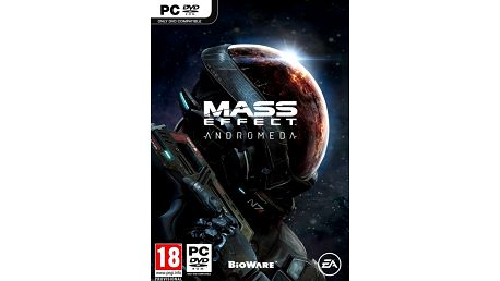 Mass Effect: Andromeda (PC) - PC + Steelbook Mass Effect: Andromeda