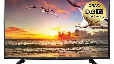 Televize LG 49LH570V černá + Doprava zdarma