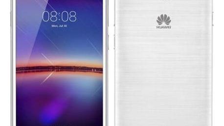 Mobilní telefon Huawei Y3 II Dual Sim (SP-Y3IIDSWOM) bílý